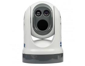 432-0012-04-00S Cámara termográfica multi-sensor M400XR, produce imágenes de vídeo térmicas en total oscuridad y en condiciones de luz escasa. Vista frontal