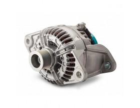 46228150 Alternador Alpha Compact 28/150 con regulador Alpha Pro III (sin polea). Los alternadores Alpha Compact están optimizados para proporcionar una alta potencia de salida continua en aplicaciones de almacenamiento de energía.