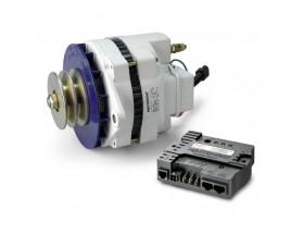 48624110 Alternador 24/110 MB con regulador de carga Alpha Pro III,