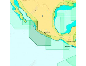 NA-D949 - C-MAP 4D MAX Local - Acapulco a Mazatlan