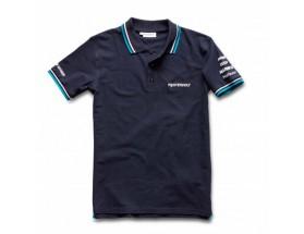 500220200 Polo Mastervolt Azul talla M.