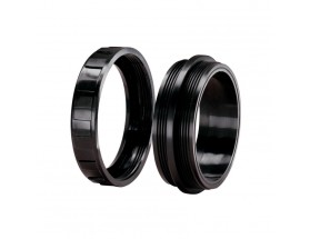 Collar de bloqueo con anillo con rosca, 50A