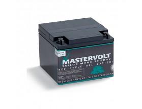64000250 Batería MVG (Gel) 12/25Ah. Las baterías de gel disponen de un electrolito gelificado que les proporciona una mayor durabilidad, una menor tasa de autodescarga y una alta profundidad de descarga. No requiere mantenimiento