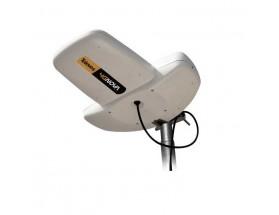 650101 Antena NOVA 4G, de emisión y recepción de señales LTE/4G para la extensión de cobertura en zonas apantalladas o de difícil propagación.