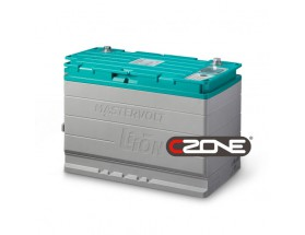 66021250 - Batería de Ión-Litio, 24V/50Ah - 1,25kWh - 330x173x210 mm