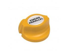Maneta para sistema de paralelo de emergencia (amarillo)