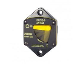 Interruptor de circuito Serie 187, panel, 200A