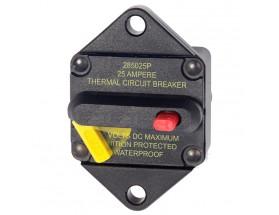 7080-BSS Interruptor de circuito Serie 285, superficie, 25A