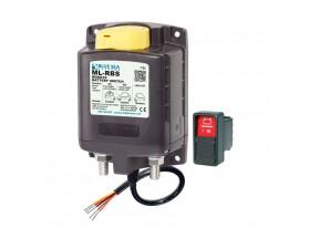 ML-RBS Conmutador remoto de baterías con control manual, 24VCC, 500A