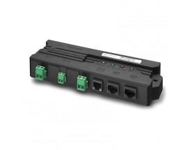 77031200 Sistema analizador de corriente alterna. Vista en perspectiva lateral