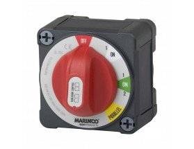 Conmutador de baterías Pro Installer 400A EZ para dos bancos de baterías