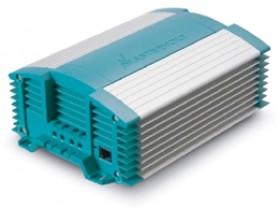 81300100 Convertidor Magic 24/12-20A CC/CC. Los modelos Magic pueden regular las subidas y bajadas de tensión para asegurar una estabilización óptima de la tensión, incluso cuando la tensión de la batería fluctúe debido a cargas importantes.