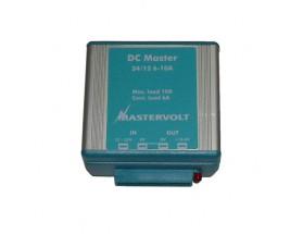 81400200 DC Master 24/12 6-10A. Convertidor económico con ranura ancha de entrada y salida estabilizada. Versión no aislada con conexión faston