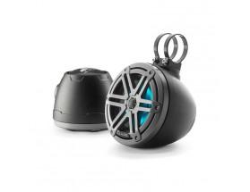 "93403, M3-650VEX, Altavoz cerrado coaxial 6.5"", LED RGB, sport, negro"