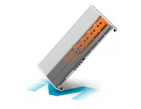 M800/8, Amplificador marino Clase D de 8 canales, 24V, 800W