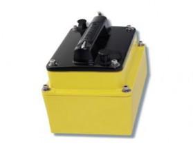 A66089 Transductor M260, , fabricado en plástico, de instalación interior, muestra datos de profundidad.