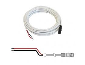 Cable de alimentación para radar Quantum, 15 metros, extremo pelado