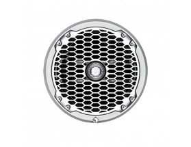 """Altavoces PUNCH M2 de 6,5"""" con componente/coaxial, blanco/lux, rejilla"""