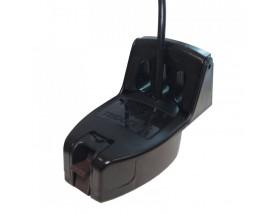 A80566 Triducer de popa P58 - 50/200kHz - 600W | El P58 Triducer combina las funciones de profundidad, velocidad y temperatura en una único transductor.