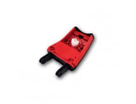 Guardabarros trasero para JDBug Fun y JDBug Sports, rojo