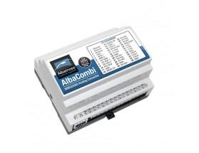 ALBA-COMBI  Conversor de datos analógicos a NMEA2000. Ofrece doce entradas entre 0V y 32V que pueden usarse para lo que necesite. Además, dispone de un puerto Ethernet que le permite la calibración del sistema a través de la web.