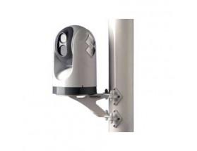 Soporte de mástil para cámara térmica fija