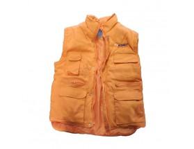 Chaleco naranja, talla L