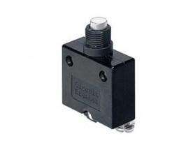Pulsador térmico de reinicio Carling Series CLB, 30A