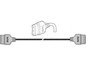 Cable SeaTalk 1m con conectores planos