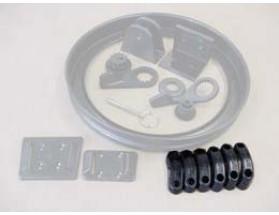 Abrazaderas p/unidades ST4000+
