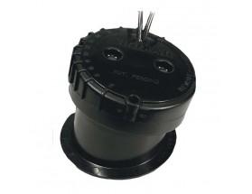 E66008 Transductor P79 p/DSM30-300.  Transductor fabricado en plástico, de montaje en interior, muestra datos de profundidad.