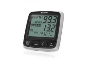E70149 Sistema Tridata completo i50: Display y transductores. Facilita los datos sobre velocidad y profundidad