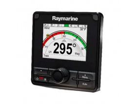 E70329 Unidad de control de piloto p70Rs. Funciona como sistema de control del piloto mediante pulsaciones de botones y el uso de un control giratorio de gobierno, por lo que está diseñada principalmente para embarcaciones a motor.