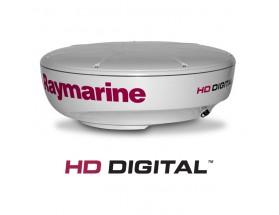 """E92143 Radome HD Digital 24"""", 4kW, 48mn. Combinan la potencia y la claridad de procesamiento de la señal  HD Digital con un escáner ultra-compacto apto para su instalación en cualquier tipo de embarcación."""