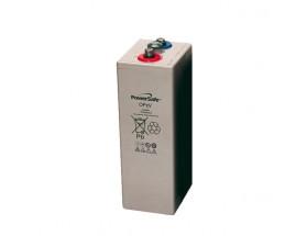 ENER-12OPZV1500 Vaso de gel de 2v y 1500Ah amplia gama de aplicaciones vista 3/4 (imagen genérica)