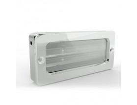 FF-PL-WW2001 Luz para interior y exterior Firefly SM, 1000 lumens, blanco cálido.
