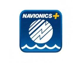 CF/NAVIONICS + Cartografía Navionics+ Gold, en formato CompactFlash