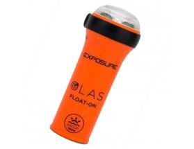Float-on, linterna flotante de bolsillo de activación automática
