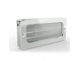 FR-PL-B2005 Luz empotrable para interior y exterior Firefly, 1000 lumens, azul