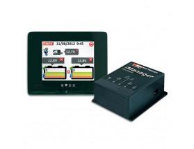 iManager - Sistema inalámbrico de monitorización de baterías, 12V 150A