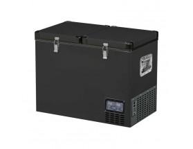LTB092DO300AN - TB92 Black Steel - Nevera de 92 litros - 12VCC - 65W