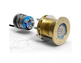 M12-IFM24V-B604 Luz Mako M12 IFM, 24V, 6100 lumens, azul cobalto