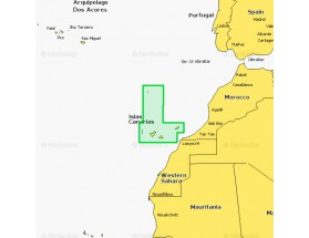 5G551S2 - MSD - Navionics+ Small - Islas Canarias y Madeira