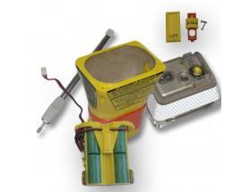 Batería de recambio para MT403