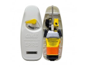 MT603FGINT Radiobaliza MT603FG, activación manual/agua - SIN PROGRAMAR. Proporciona a las autoridades de rescate su ubicación precisa en el momento de una emergencia.