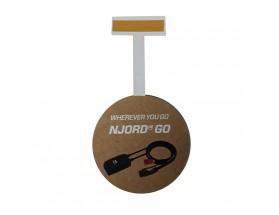 NJORD-ETIQUETA - Wobbler Njord Go, 10 cm