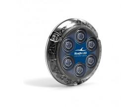 P6-SMDR-W107 Luz piranha P3 Drive Light, 1000 lumens, 12/24 V, blanca para interiores y exteriores.
