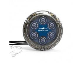 P6N-SM-B117 Luz Piranha P6 Nitro SM, 3200 lumens, 24V, azul cobalto