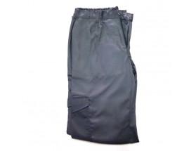 Pantalón gris, talla XL