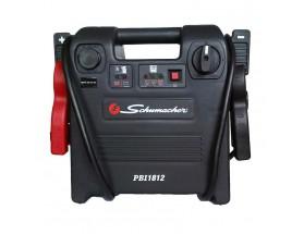 PBI1812 Arrancador/Booster PBI1812, 12V-2200. Potencia de arranque de 2200 amperios, más que suficiente para arrancar vehículos en casos de emergencia.